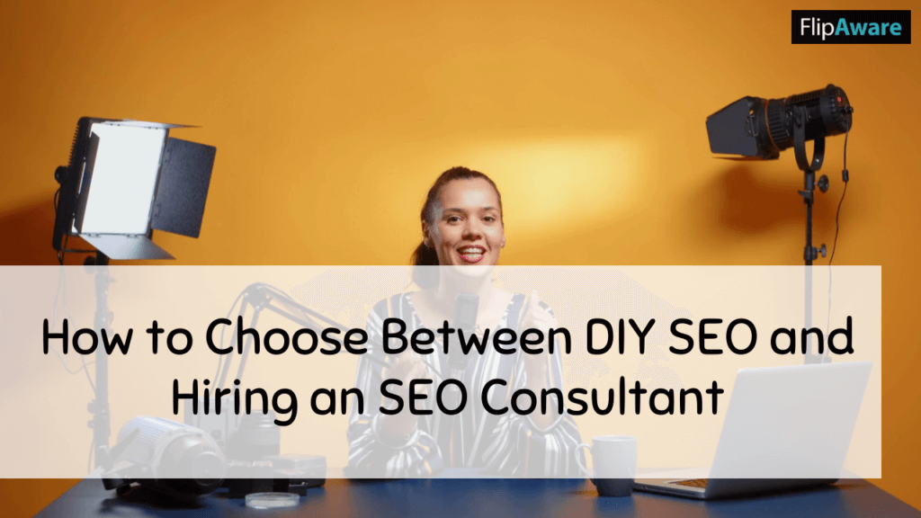 Woman trying to choose - Why DIY SEO Isn't a Good Idea For Your Business